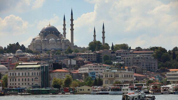 Βόσπορος, Κωνσταντινούπολη - Sputnik Ελλάδα