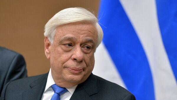 Πρόεδρος της Ελληνικής Δημοκρατίας - Sputnik Ελλάδα