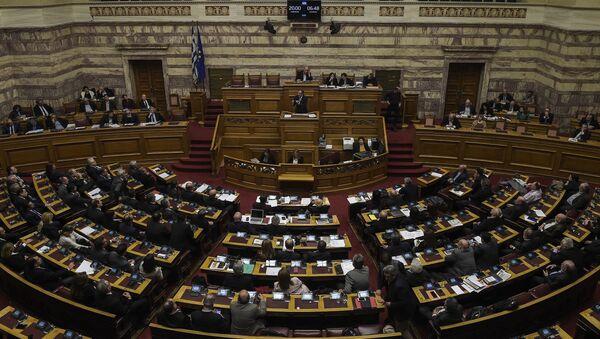 Βουλή των Ελλήνων - Sputnik Ελλάδα