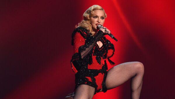Singer Madonna performs in Los Angeles, 2015 - Sputnik Ελλάδα