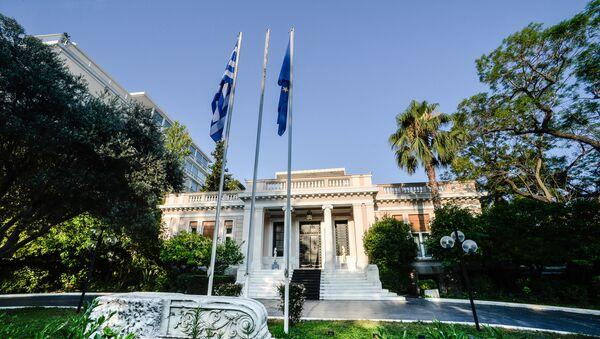 Το Μέγαρο Μαξίμου - Sputnik Ελλάδα