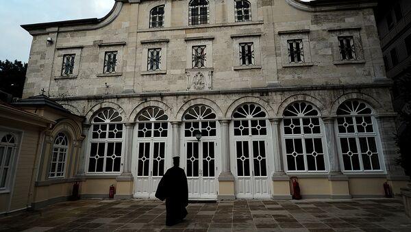 Το Οικουμενικό Πατριαρχείο στο Φανάρι - Sputnik Ελλάδα