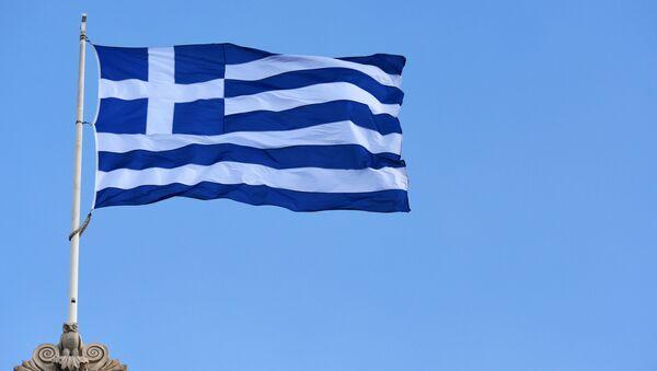 Η ελληνική σημαία - Sputnik Ελλάδα