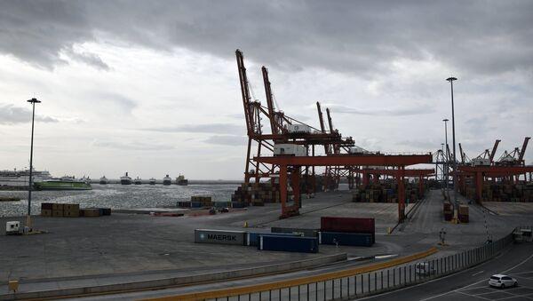 Το λιμάνι του Πειραιά - Sputnik Ελλάδα