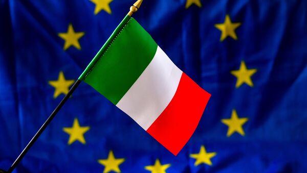 Η σημαία της Ιταλίας - Sputnik Ελλάδα