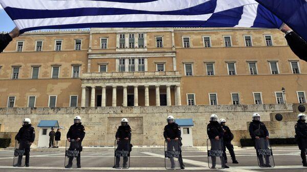 Πλατεία Συντάγματος - Sputnik Ελλάδα
