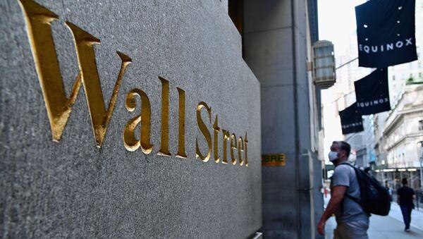 Γουόλ Στριτ (Wall Street) - Sputnik Ελλάδα