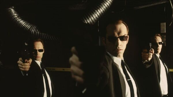 The Matrix - Sputnik Ελλάδα