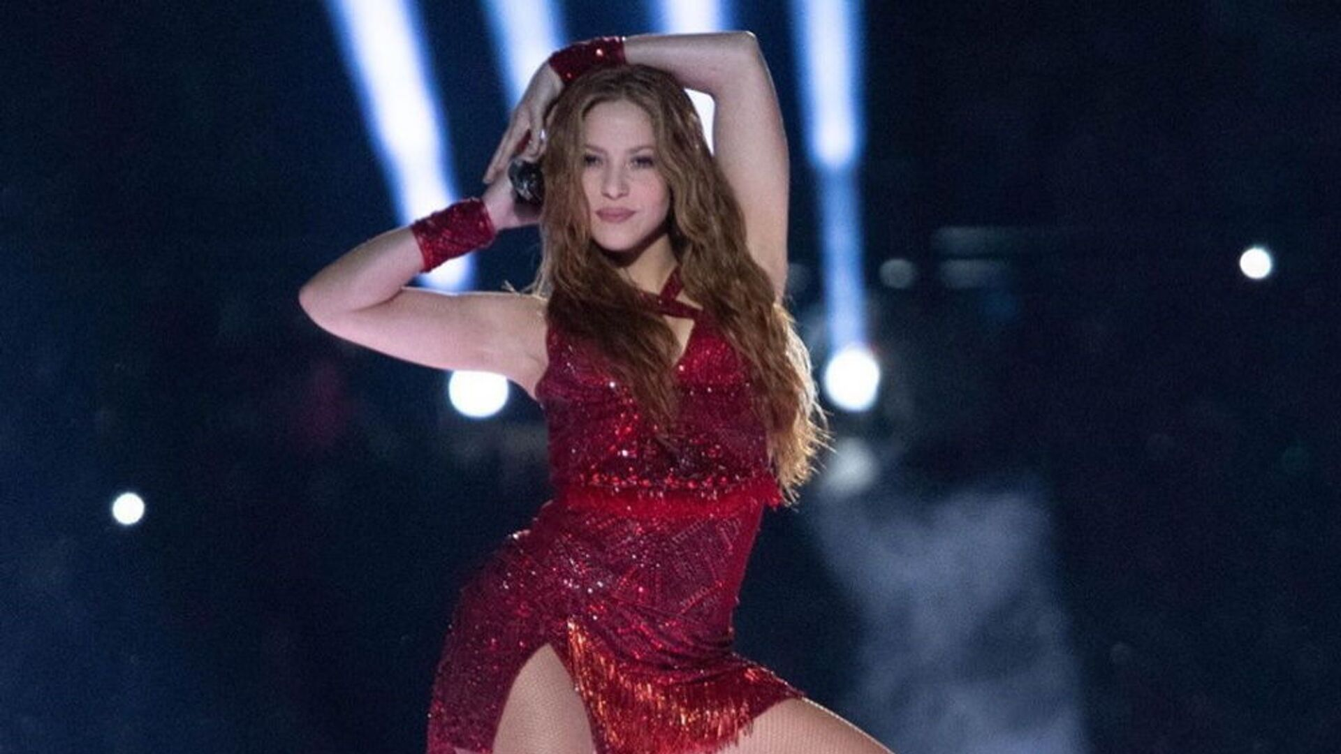 Η Shakira - Sputnik Ελλάδα, 1920, 04.10.2021