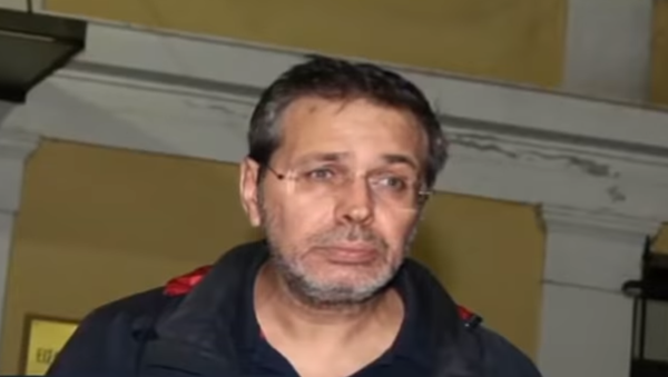 Στέφανος Χίος - Sputnik Ελλάδα