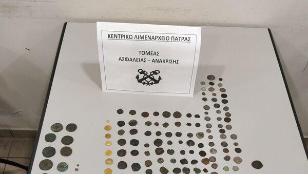 Υπόθεση αρχαιοκαπηλίας - Sputnik Ελλάδα