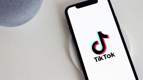 Το λογότυπο του TikTok - Sputnik Ελλάδα