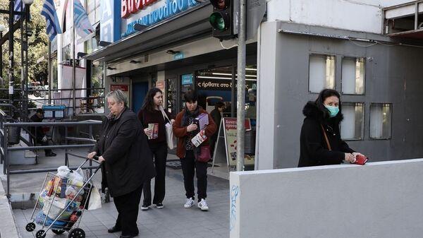 Σούπερ μάρκετ - Sputnik Ελλάδα