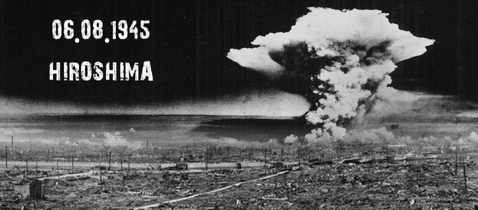 Η ατομική βόμβα στη Χιροσίμα - Sputnik Ελλάδα, 1920, 06.08.2020