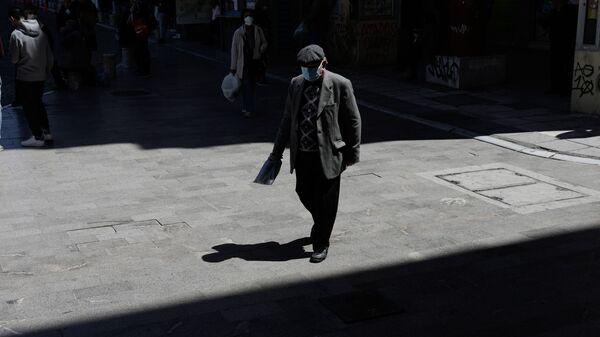 Συνταξιούχος - Sputnik Ελλάδα