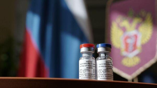 Το πρώτο εμβόλιο για τον κορονοϊό  - Sputnik Ελλάδα