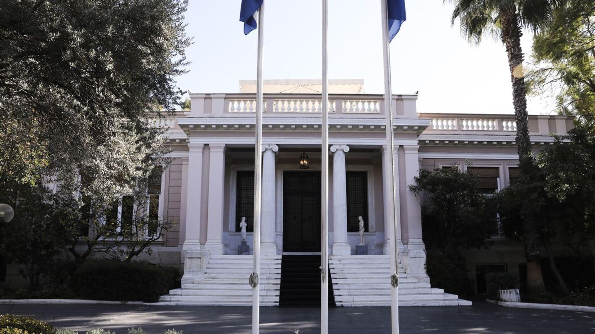 Μέγαρο Μαξίμου - Sputnik Ελλάδα, 1920, 07.10.2021