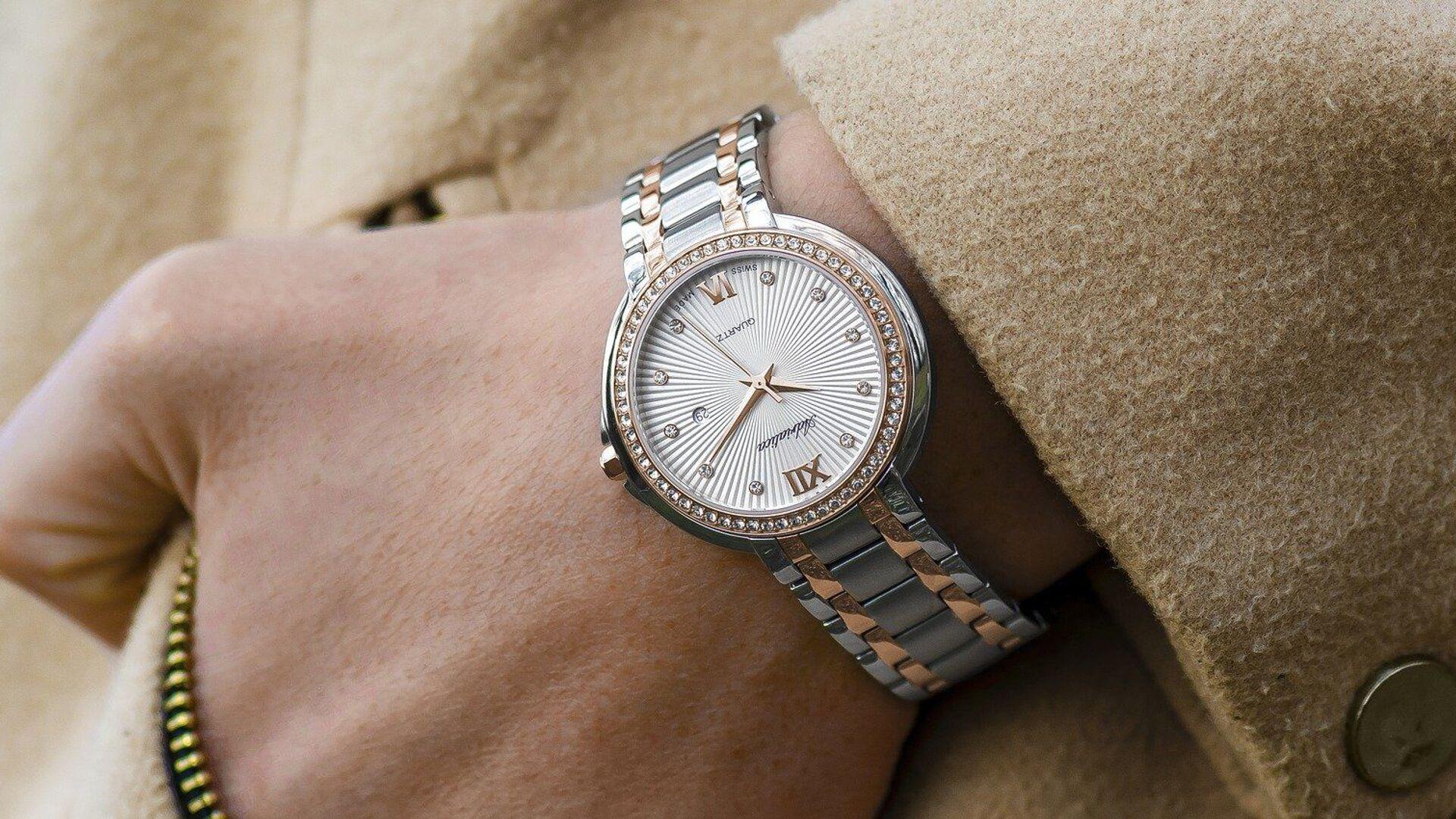 Γυναικείο ρολόι χειρός - Sputnik Ελλάδα, 1920, 16.06.2021