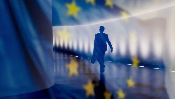 Σημαία της ΕΕ στο Βερολίνο - Sputnik Ελλάδα