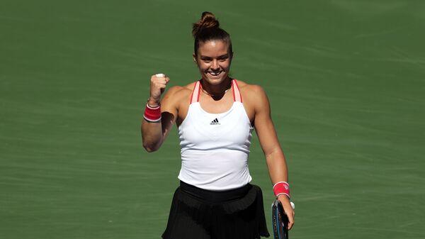 Η Μαρία Σάκκαρη στο US Open - Sputnik Ελλάδα