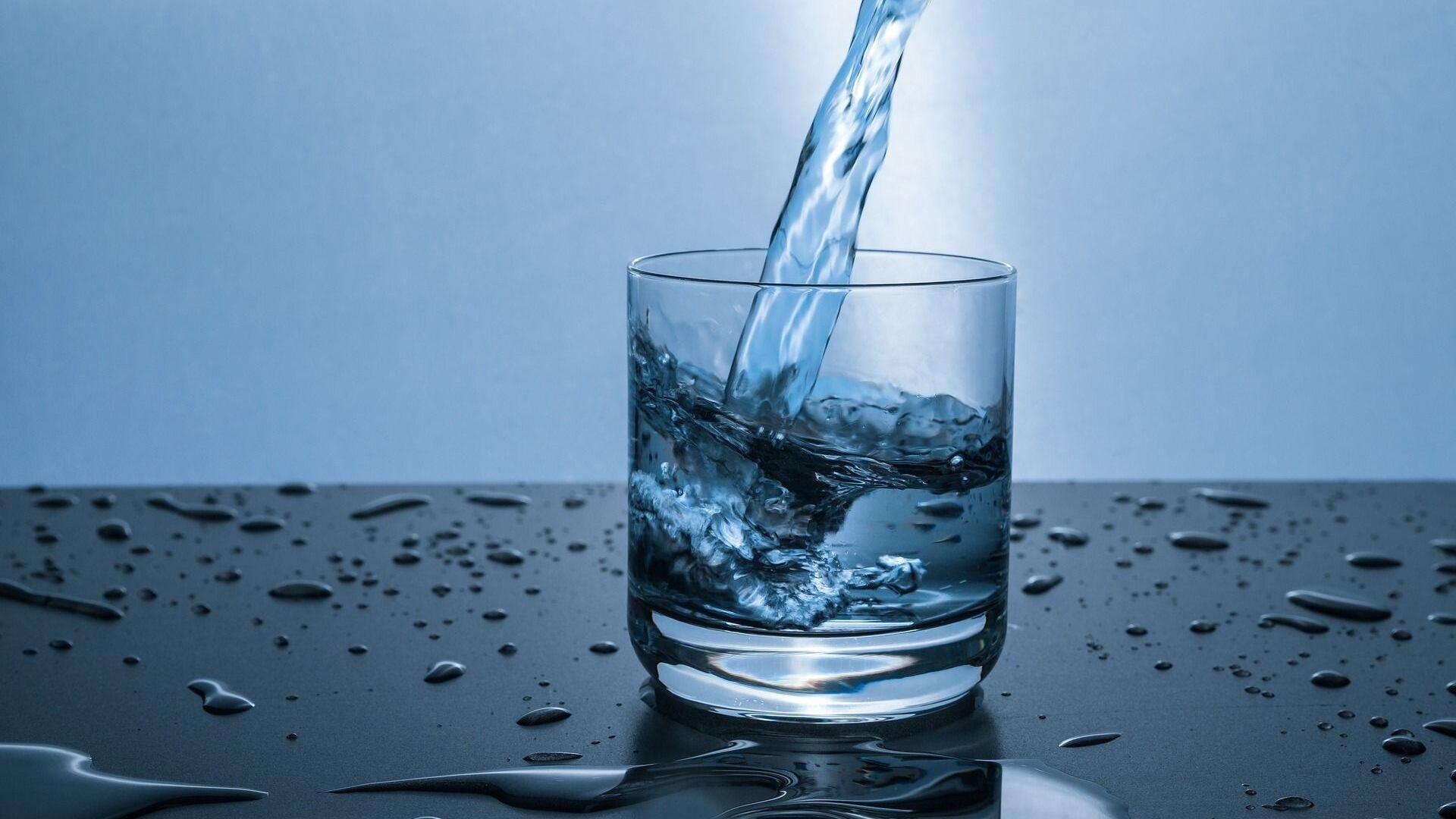 Ένα ποτήρι νερό (φωτ. αρχείου) - Sputnik Ελλάδα, 1920, 09.10.2021