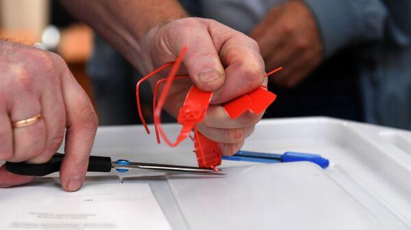Ψηφοφορία στη Ρωσία, 13 Σεπτεμβρίου 2020 - Sputnik Ελλάδα