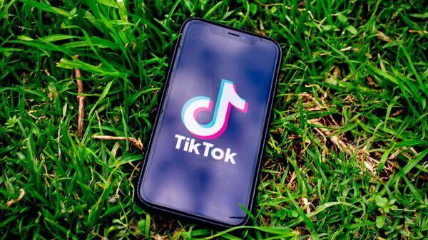 Λογότυπο του TikTok - Sputnik Ελλάδα