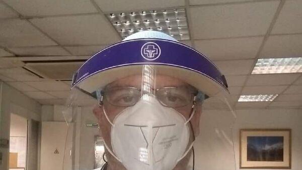 Γιατρός στο Ιπποκράτειο - Sputnik Ελλάδα