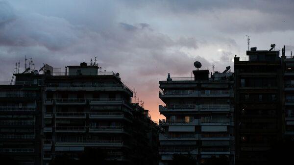 Πολυκατοικίες στη Θεσσαλονίκη - Sputnik Ελλάδα