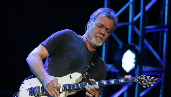 Eddie Van Halen - Sputnik Ελλάδα