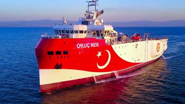Oruc Reis - Sputnik Ελλάδα