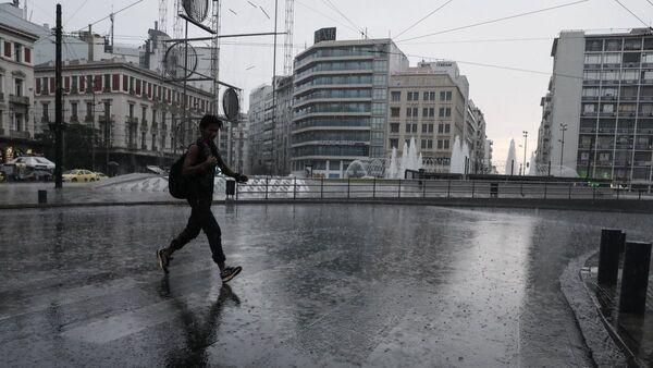 Βροχή - Sputnik Ελλάδα