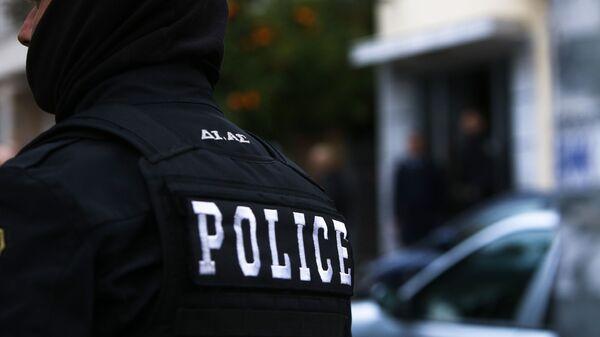 Η ομάδα ΔΙΑΣ της αστυνομίας - Sputnik Ελλάδα