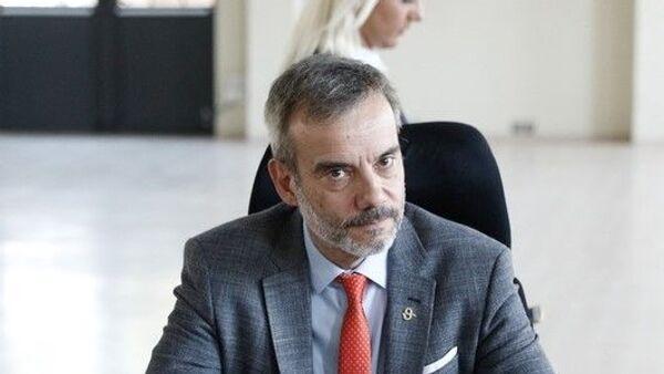Ο δήμαρχος Θεσσαλονίκης, Κωνσταντίνος Ζέρβας - Sputnik Ελλάδα