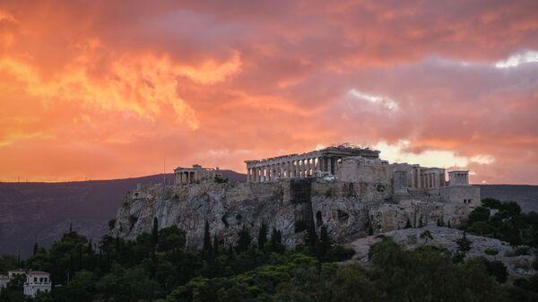 Ακρόπολη - Sputnik Ελλάδα
