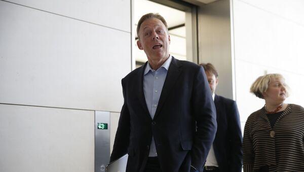 Πέθανε ο Τόμας Όπερμαν, αντιπρόεδρος της Bundestag - Sputnik Ελλάδα