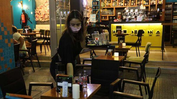 Καφέ στην Πάτρα - Sputnik Ελλάδα