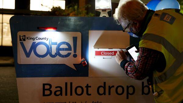 Επιστολική ψήφος στις εκλογές των ΗΠΑ - Sputnik Ελλάδα