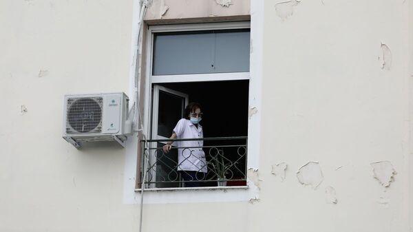 Νοσοκομείο Παπανικολάου στη Θεσσαλονίκη - Sputnik Ελλάδα