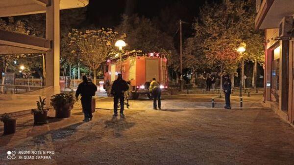 Κινητοποίηση των Αρχών στην Πτολεμαΐδα μετά από πτώση άνδρα από μπαλκόνι - Sputnik Ελλάδα