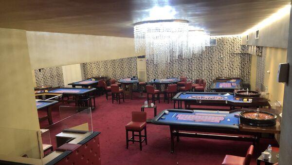 Παράνομο μίνι καζίνο - Sputnik Ελλάδα