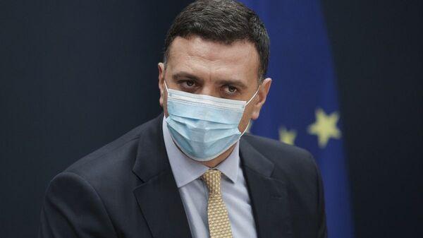 Βασίλης Κικίλιας - Sputnik Ελλάδα