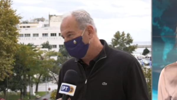 Ο Δήμαρχος Καβάλας στην ΕΡΤ - Sputnik Ελλάδα