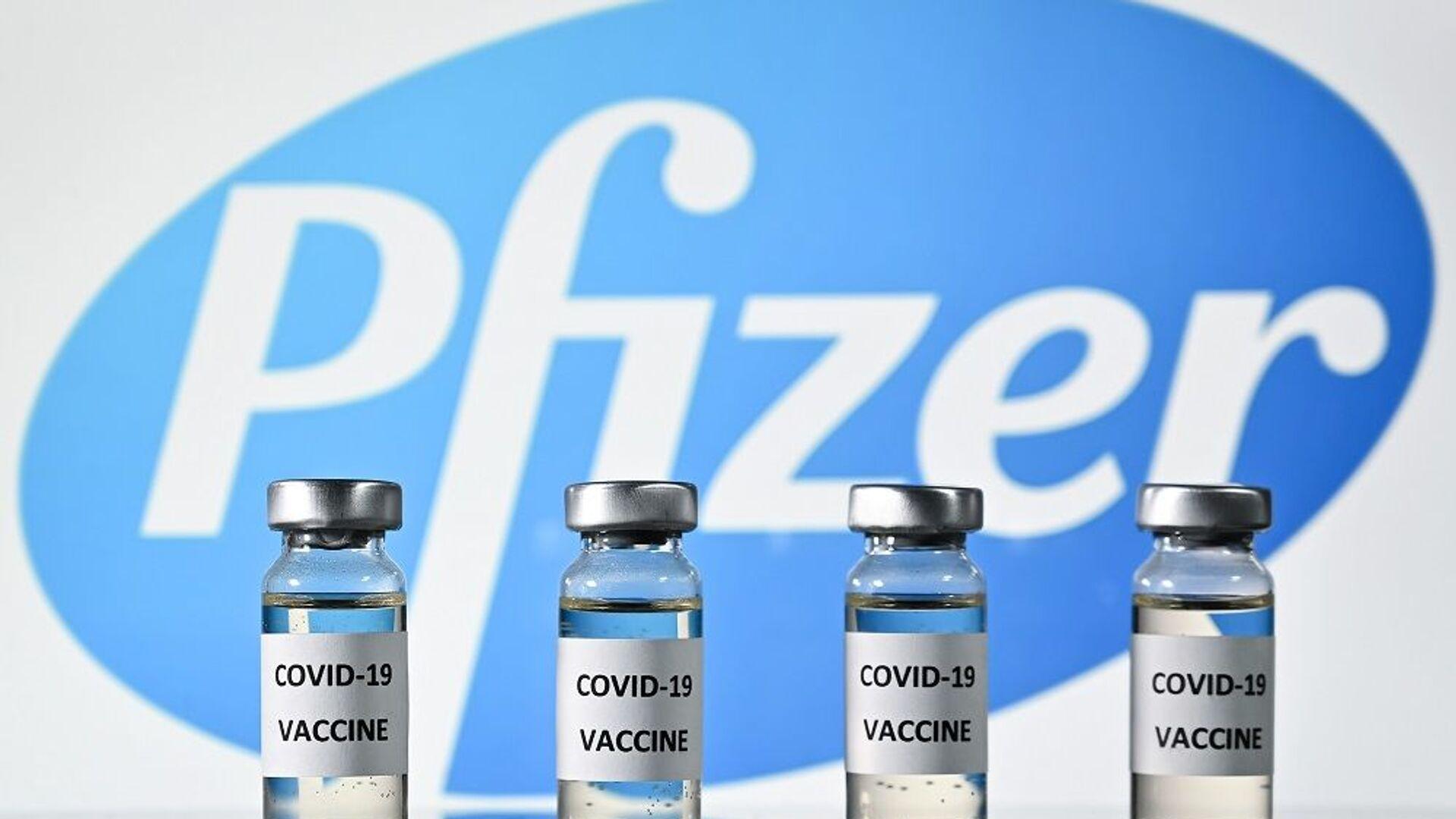 Το εμβόλιο της Pfizer - Sputnik Ελλάδα, 1920, 12.10.2021