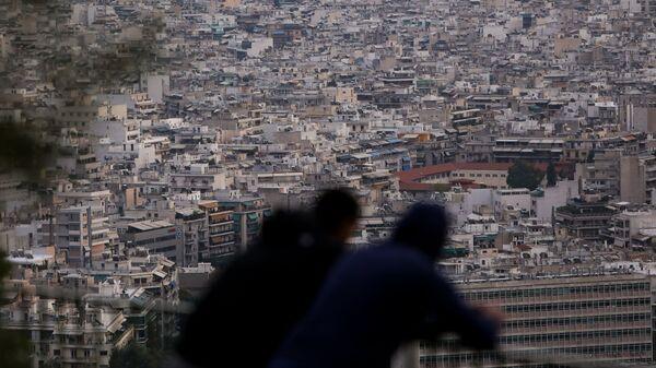 H Αθήνα εν μέσω πανδημίας - Sputnik Ελλάδα