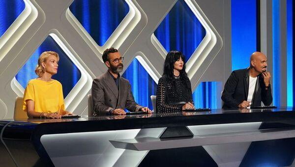 Οι κριτές του «GNTM 3», 1 Δεκεμβρίου 2020 - Sputnik Ελλάδα