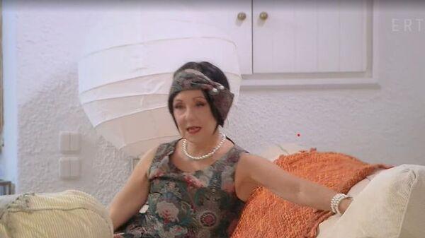Η «Μαριλού» (Λυδία Φωτοπούλου) στη σειρά της ΕΡΤ, «Η τούρτα της μαμάς» - Sputnik Ελλάδα