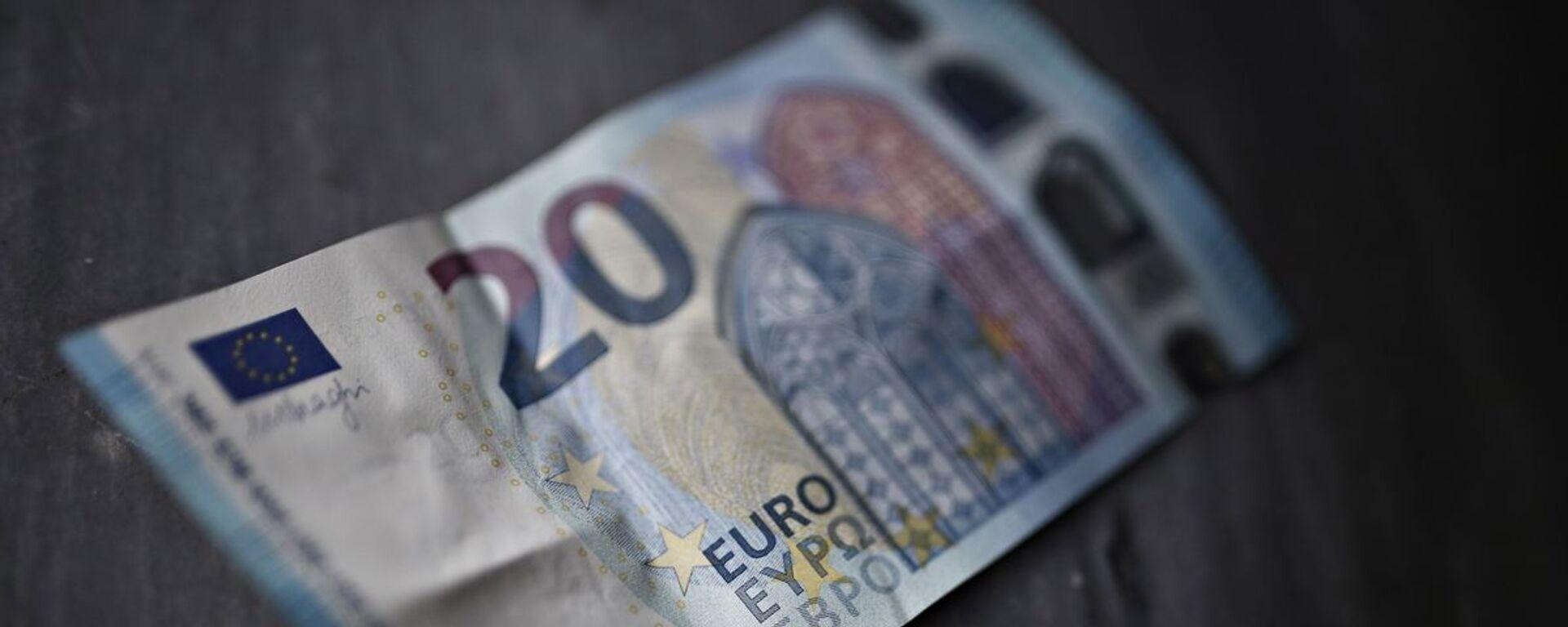 20 ευρώ - Sputnik Ελλάδα, 1920, 07.10.2021