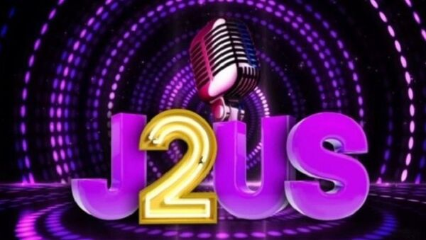 Το logo της εκπομπής Just the two of us J2US - Sputnik Ελλάδα