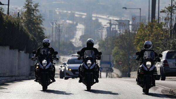 Η αστυνομία στους δρόμους - Sputnik Ελλάδα
